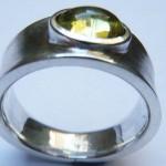 Ring aus 925 Sterlingsilber